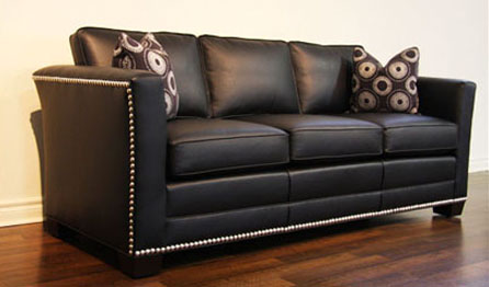 Custom Transitional Sofas Toronto - Markham Furniture | Fine ...