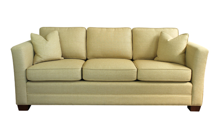 2068 Scooping Track Arm Sofa