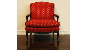 Custom_Occasional_Chairs_Toronto_2024 Berger Chair (Loose Seat)