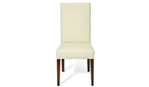 Custom_Occasional_Chairs_Toronto_Straight Back Parsons Chair