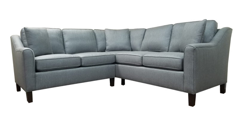 2054 Double Chaise Sectional