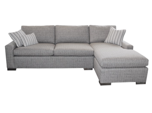2059 Track Arm Chaise Lounge Sectional